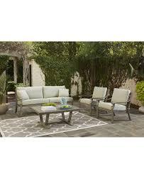 Refinishing Wrought Iron Patio Furniture by Outdoor Patio Furniture Macy U0027s