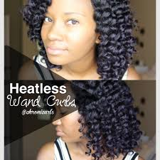 how to salvage flexi rod hairstyles silky heatless curls with flexi rods natural hair youtube