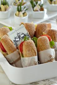 Engagement Party Ideas Pinterest by Best 25 Garden Party Foods Ideas On Pinterest Tea Sandwiches