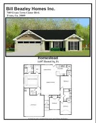 fabulous new affordable floor plans bill beazley homes is always