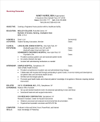 Sample Objective On Resume by Nursing Resume Objective Sensational Design Nursing Resume