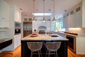lighting for kitchen islands 7 types of kitchen island ideas with 20 designs homes innovator