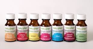 hopper natural food colouring product range amazing no