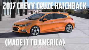 effortless economy 2017 chevrolet cruze diesel first drive