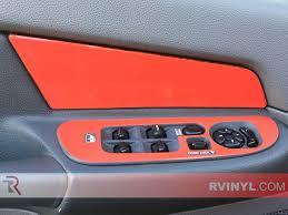 Dodge Ram Orange - dodge ram 1500 2006 2008 dash kits diy dash trim kit