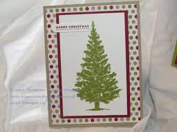 stampin u0027 up christmas card special season my stampin u0027 up