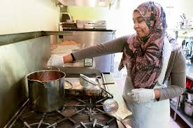 muslim soup kitchen project aims to dispel stereotypes times union