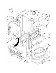 kenmore gas dryer wiring diagram blow drying how to connect the