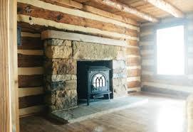 a log cabin hidden in plain site handmade houses with noah