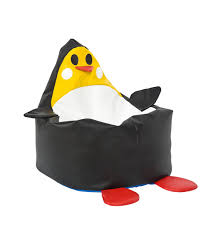 sillon pera sillon pera personajes pinguino 60x52x28