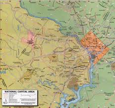 Metro Map Washington Dc Artificial Eye Clinic Office Locations