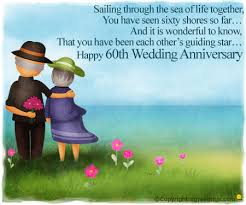 60th wedding anniversary greetings happy 60th anniversary images yahoo search results thank you