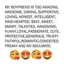 Sweet Memes For Boyfriend - my boyfriend is too amazing awesome caring supportive loving honest