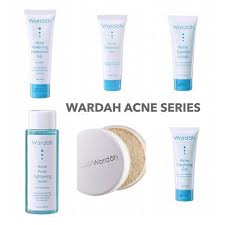 Toner Wardah Berjerawat wardah acne series health skin bath on carousell