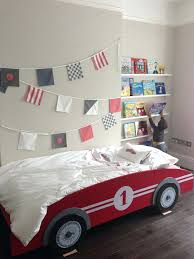 Race Car Bunk Bed Themed Beds For Boysbulldozer Toddler Beds Modern Unique Toddler