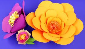 flower decorations diy paper flower decorations
