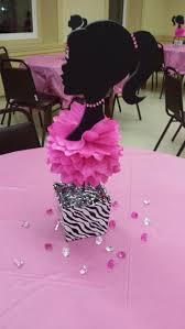 Barbie Themed Invitation Card Best 25 Barbie Centerpieces Ideas On Pinterest Barbie Birthday