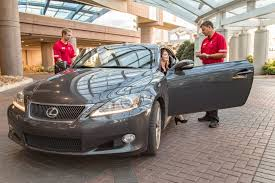 lexus of knoxville service home parking management company