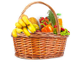 organic food gift baskets fresh organic food basket for delivery in ukraine gifts to ukraine