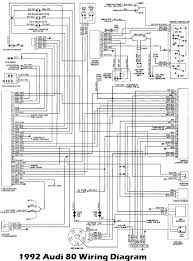 audi 80 abk wiring diagram audi wiring diagrams instruction