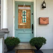 36 creative front door decor ideas not a wreath home stories a
