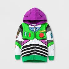 toddler boys u0027 toy story buzz lightyear hoodie silver target