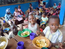 stop hunger now salesian missions partnership feeds poor youth