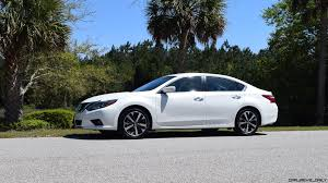 nissan altima reviews 2016 2016 nissan altima 2 5 sr hd road test review drive video
