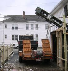 basement remediation for a leaking oil tank