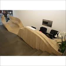 Reception Desks Modern Wood Reception Desk Modern Reception Counter Manufacturers And