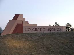 Colorado Why Is The U0027n U0027 In The Colorado Springs Welcome Sign Upside Down