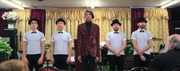 Stromae Les Memes - stromae marries himself performs tous les mêmes in a los angeles