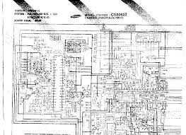 samsung cs 5342 5062 service manual download schematics eeprom