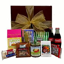 gourmet gift basket southern hospitality gift basket