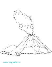 coloring pages volcano volcano coloring pages volcano coloring pages volcano coloring page