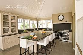 grande cuisine grande cuisine design grande cuisine grise et blanche ouverte