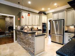 stone kitchen islands should your kitchen island match your cabinets fresh best 25 stone