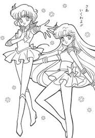 sailor jupiter coloring coloring pages epicness