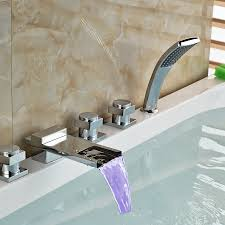Waterfall Tub Faucet Compare Prices On Long Bathtub Spout Online Shopping Buy Low