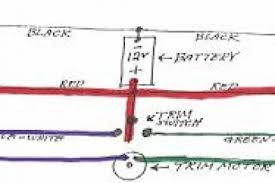 volvo penta power trim wiring diagram wiring diagram