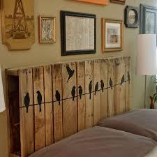 Diy Door Headboard 20 Diy Headboard Projects The Craftiest Couple