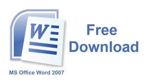 Microsoft Word 2003 Resume Template Resume Templates Microsoft Word 2007 Free Download Resume