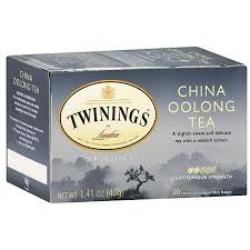 twinings of china oolong tea bags 20ct pack of 6