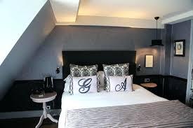 chambre gris et noir chambre gris et noir chambre grise et deco chambre gris