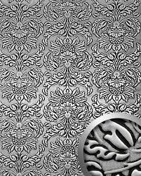 wandpaneel luxus 3d wallface 14795 imperial dekor barock damask