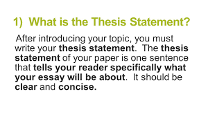 what is the thesis statement 5 paragraph essay structure ppt video online download