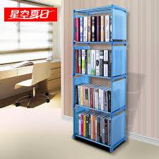 scaffali bambini semplice scaffale libreria creativa combinazione bookshelf bambini