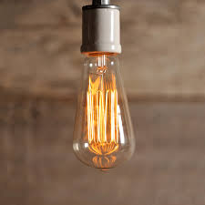 vintage style edison light bulb southern lights electric touch