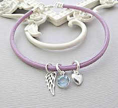 Infant Loss Gifts Amazon Com Miscarriage Bracelet Miscarriage Gift Baby Bracelet