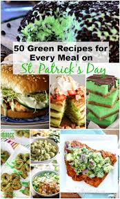 50 green recipes for every meal on st patrick u0027s day breakfast
